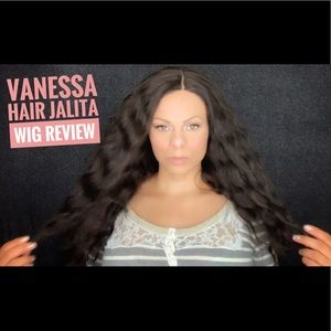Vanessa Hair Jalita Wig in color SP430